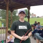 caitland-at-archery